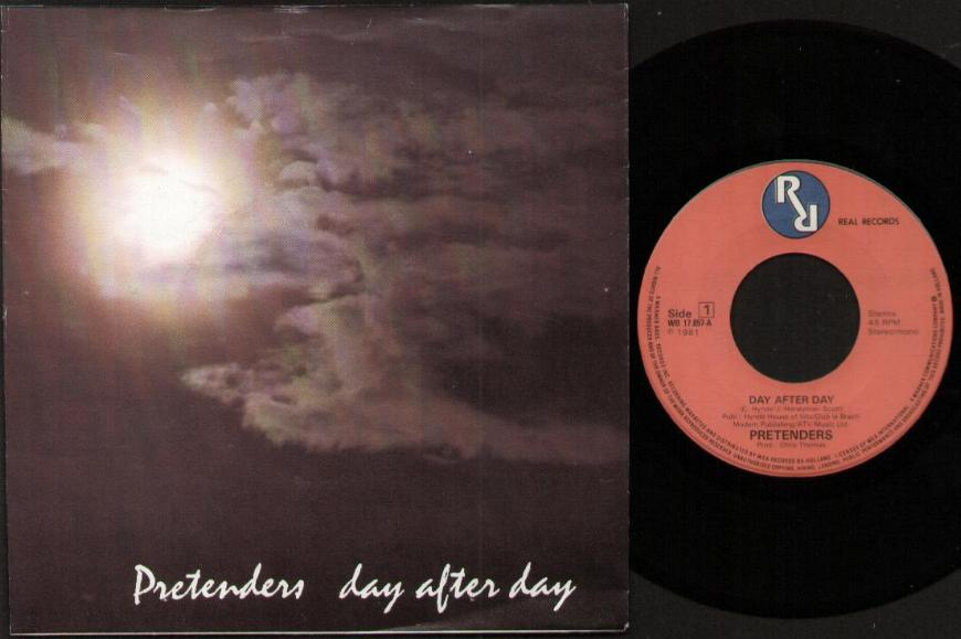 PRETENDERS - Day After Day Album