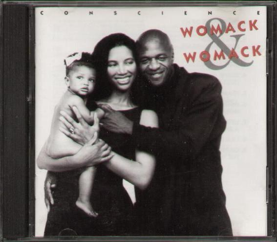 WOMACK & WOMACK - Conscience Record