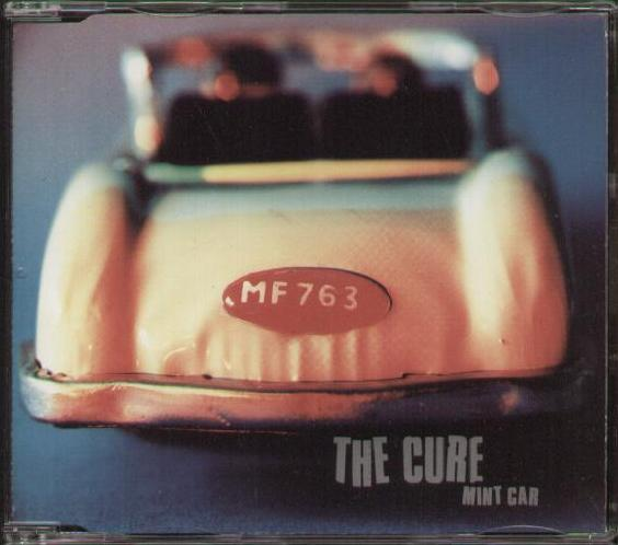 CURE - Mint Car Album