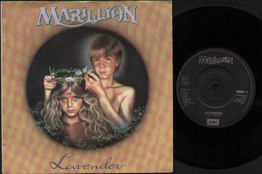 MARILLION - Lavender Record
