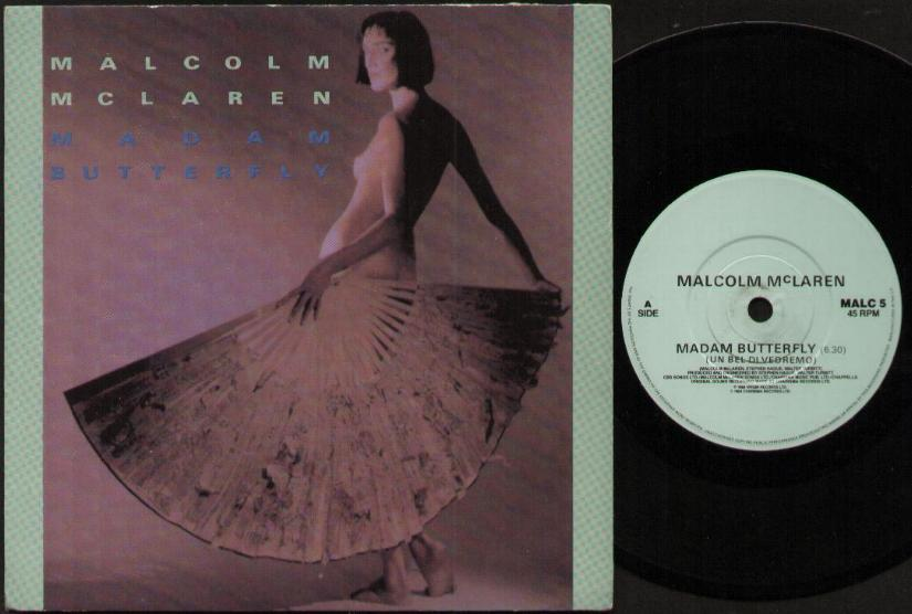 Malcolm Mclaren Madame erfly Records, LPs, Vinyl and CDs ...
