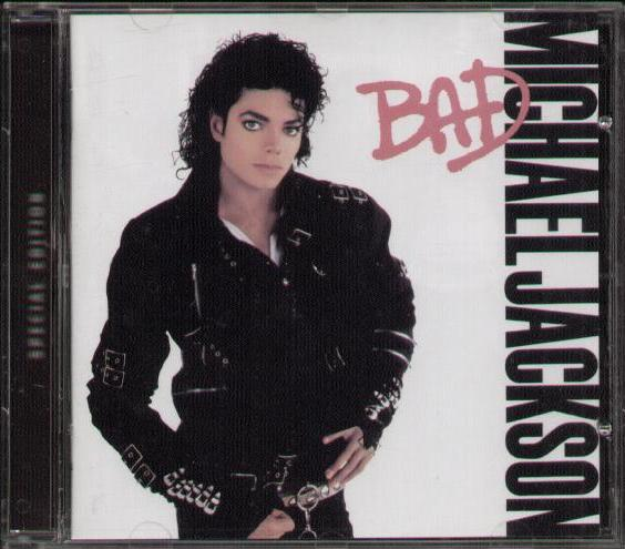 MICHAEL JACKSON - Bad LP