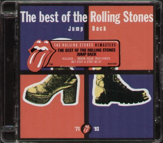 ROLLING STONES - Jump Back The Best Of 71-93