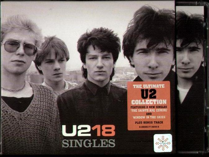 U2 - 18 Singles Album