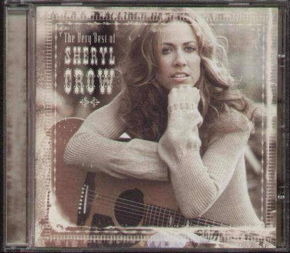 Sheryl Crow Very Best Of Sheryl Crow Records Lps Vinyl
