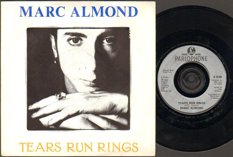 Marc Almond Tears Run Rings Records Lps Vinyl And Cds