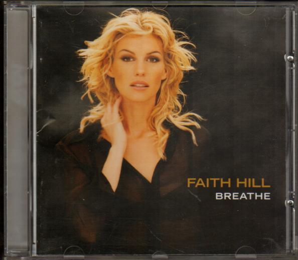 Faith Hill Breathe Records, LPs, Vinyl And CDs