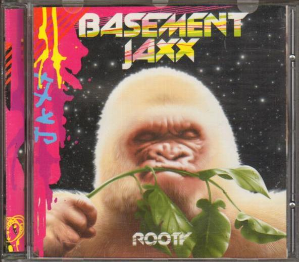 Basement Jaxx Rooty Records, LPs, Vinyl And CDs