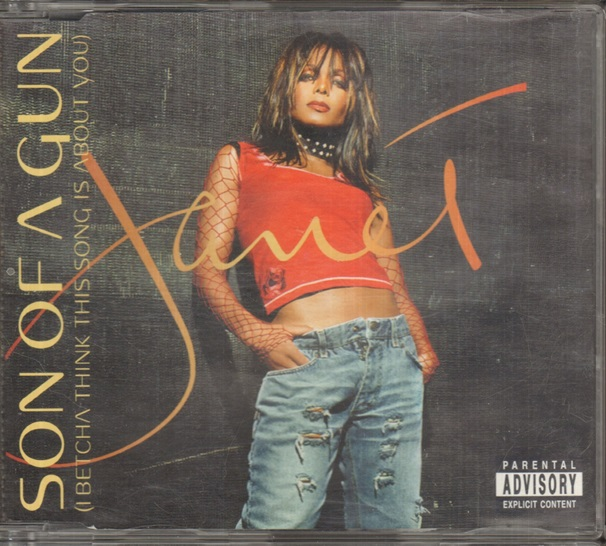 JANET JACKSON - Son Of A Gun