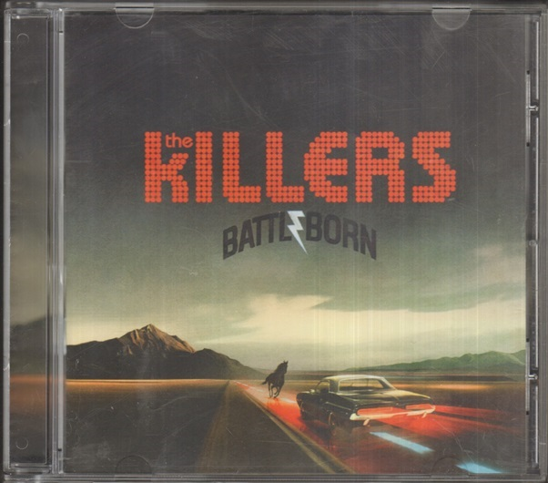 Killers Battle Born Records Lps Vinyl And Cds Musicstack